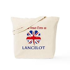 Lancelot Family Tote Bag