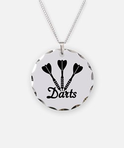 Darts Necklace