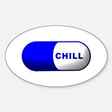 Take a Chill Pill Decal
