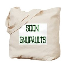 SOONI GNUPAULTS Tote Bag