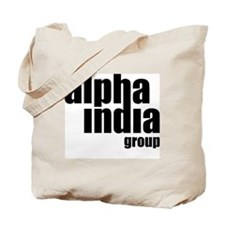 Alpha India Group Tote Bag