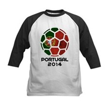 Portugal World Cup 2014 Baseball Jersey