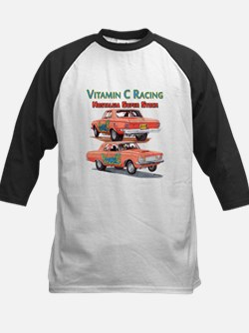 Vitamin C Racing Baseball Jersey