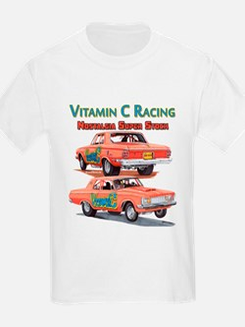 Vitamin C Racing T-Shirt