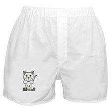 For A Perfect Pet Adopt A Cat! Boxer Shorts