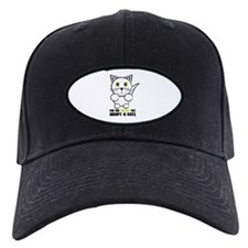 For A Perfect Pet Adopt A Cat! Baseball Hat
