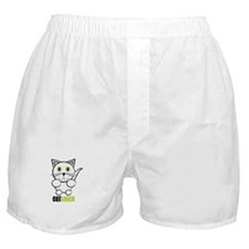 Cat Lover Boxer Shorts