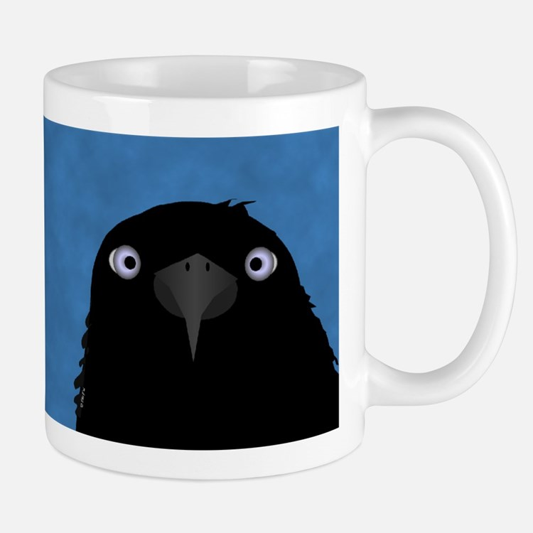 Eating Crow Mug Mugs