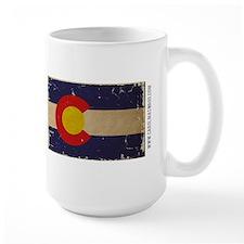 Colorado State Flag VINTAGE Mugs