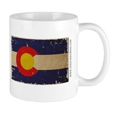 Colorado State Flag VINTAGE Mugs
