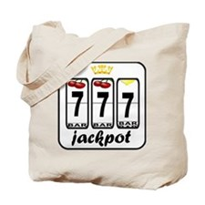 Lucky 7 jackpot Tote Bag