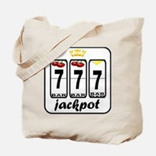 Lucky 7 jackpot Tote Bag