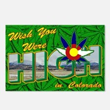 Wish High In Colorado Postcards (package Of 8)