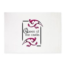 Queen Of The Castle 5'x7'Area Rug