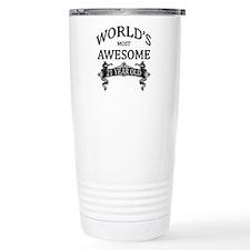 World's Most Awesome 21 Travel Mug