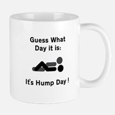 Hump Day Dirty Sex Funny Mugs