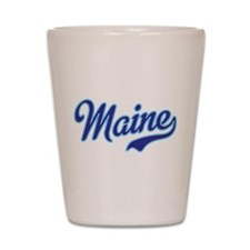 Maine Shot Glass