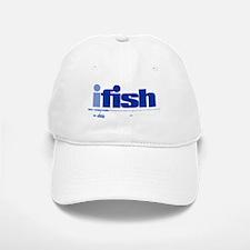 ifish (rod) Baseball Baseball Baseball Cap