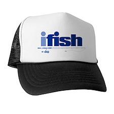 ifish (rod) Trucker Hat