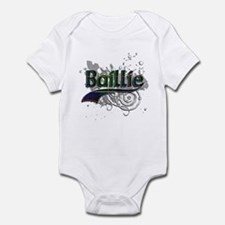 Baillie Tartan Grunge Infant Bodysuit