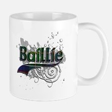 Baillie Tartan Grunge Mug