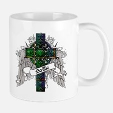 Baillie Tartan Cross Mug