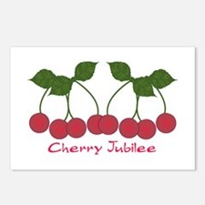 Cherry Jubilee Postcards (Package of 8)