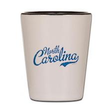 Carolina Shot Glass