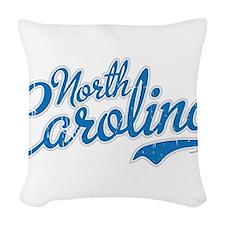 Carolina Woven Throw Pillow