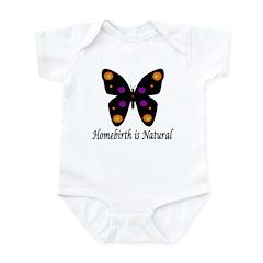 Homebirth is Natural Infant Bodysuit / Onesie