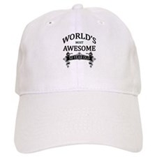 World's Most Awesome 50 Year Old Baseball Cap