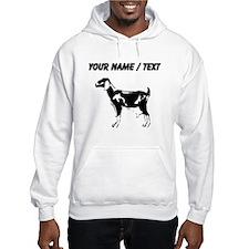 Custom Billie Goat Silhouette Hoodie