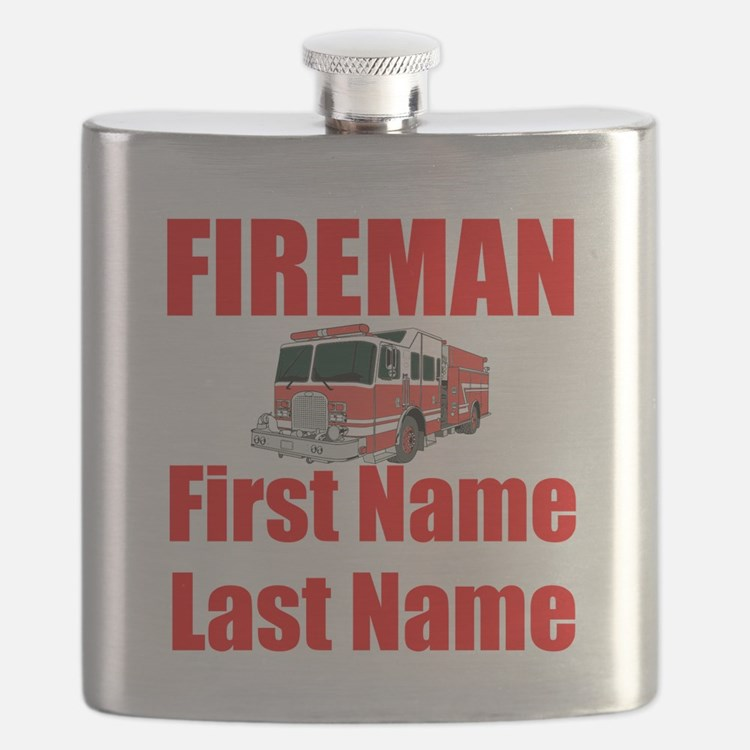 Fireman Flask