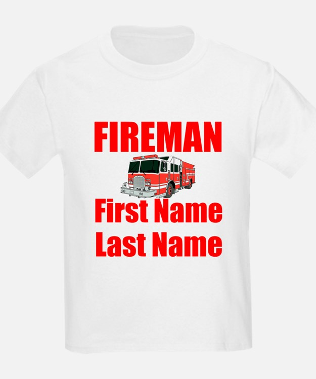 Fire and rescue t shirts shirts tees custom fire and for Custom fire t shirts
