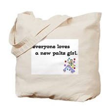 new paltz girl Tote Bag