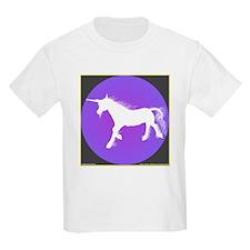 Unicorn Zephyr Silhouette T-Shirt