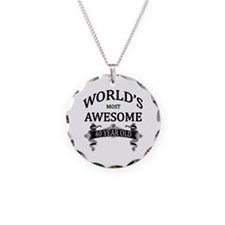 World's Most Awesome 40 Year Necklace