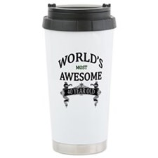 World's Most Awesome 40 Travel Mug