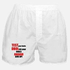 Test your limits, dbol your goals, anavar give up