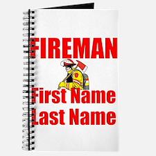 Fireman Journal