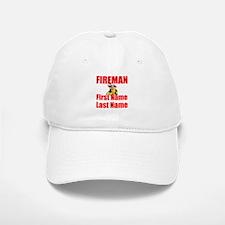 Fireman Baseball Baseball Baseball Cap
