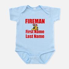 Fireman Body Suit