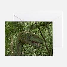 Dinosaur 3736 Greeting Card