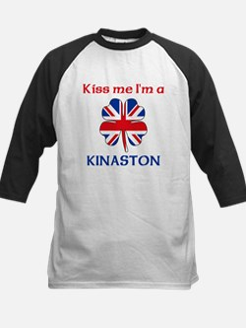 Kinaston Family Kids Baseball Jersey