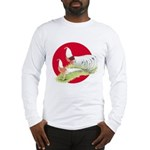 Japanese Yokohamas Long Sleeve T-Shirt