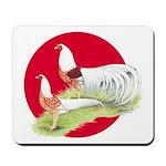 Japanese Yokohamas Mousepad