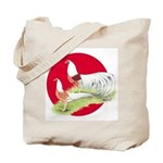 Japanese Yokohamas Tote Bag