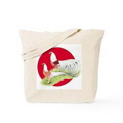 Japanese Yokohamas Tote Bag
