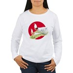 Japanese Yokohamas Women's Long Sleeve T-Shirt