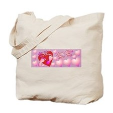 Little Miss Sexy Toes Tote Bag